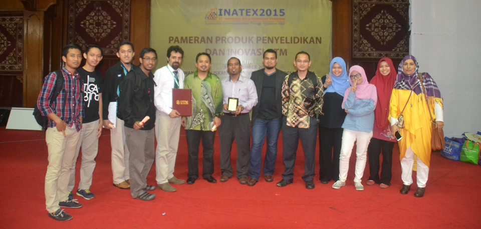 17th Industrial Art and Technology Exhibition (INATEX 2015)