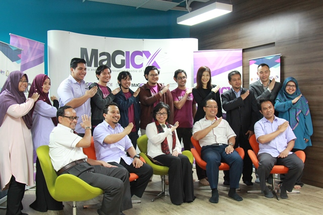 MaGICX Appointed As Creative Centre Network Partner for MDEC