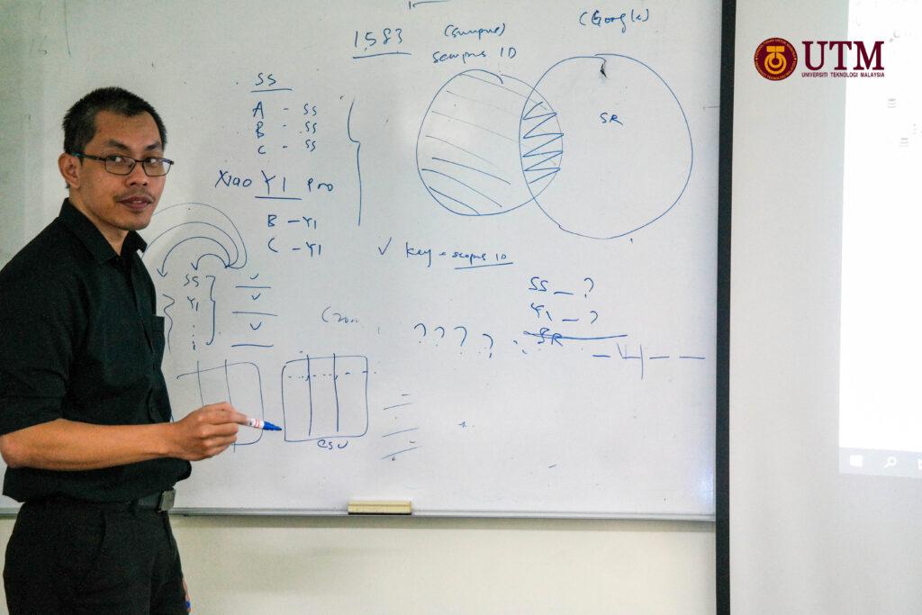 Penceramah kursus data visualization